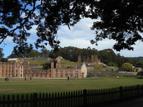 Port Arthur and the Tasman Peninsula Tasmania Australia
