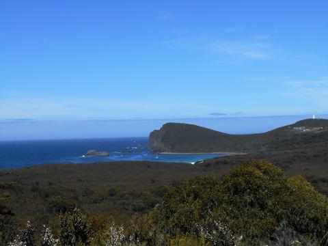Bruny Island Tasmania Australia