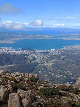 Hobart and Surrounds Tasmania Australia