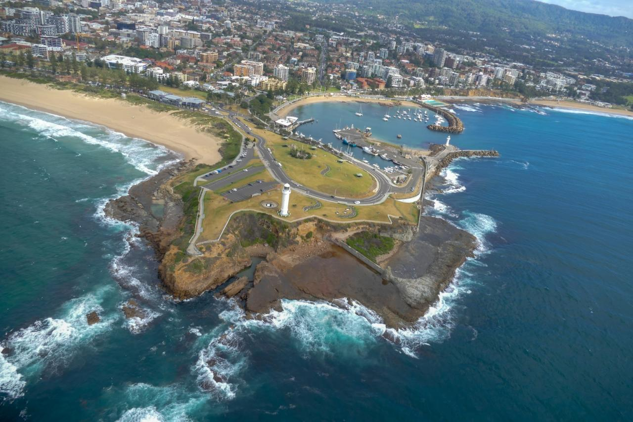30 Minute Wollongong Coastal