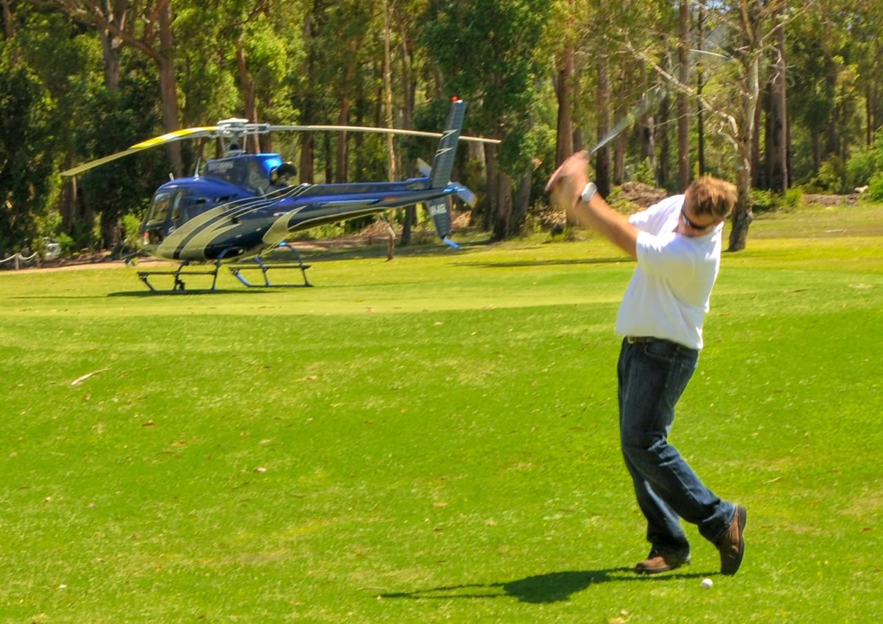 Golf & Winery Tour