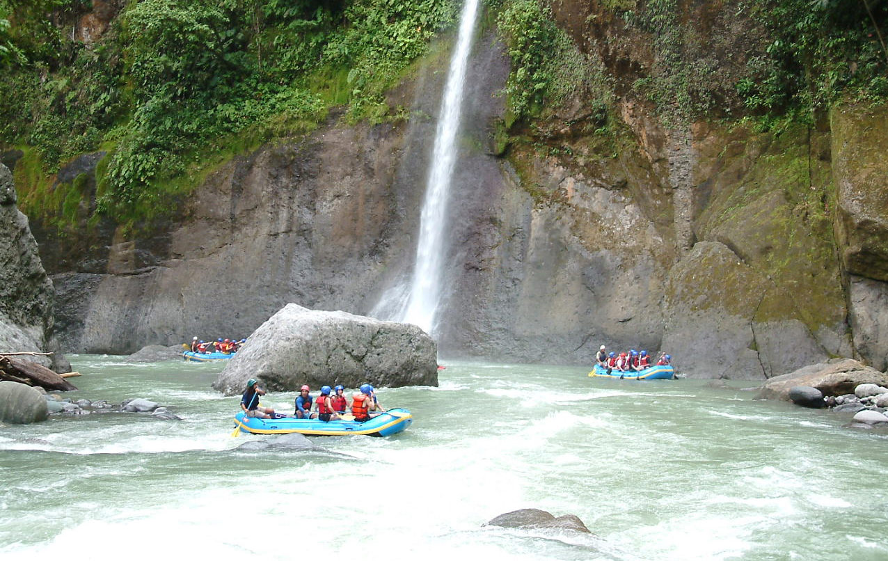 PACUARE 2-DAY TRIP