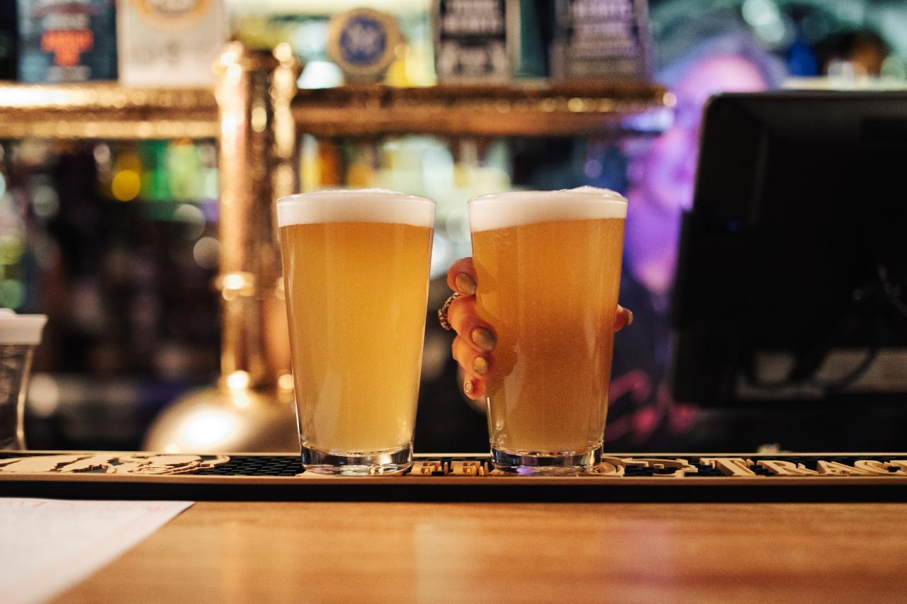 Adelaide Bar Boys Beer Tour