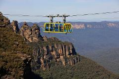 Blue Mountains Tour Sydney including River Cruise Ferry and 3 Scenic World Rides (BMTR)