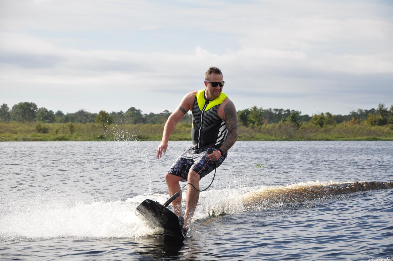 1 Hour JetSurf Discovery Lesson