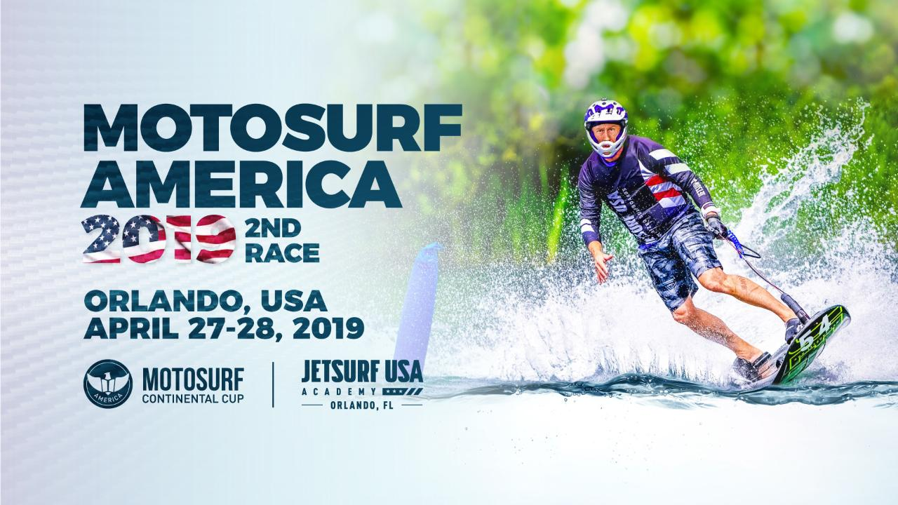 MotoSurf America - Orlando, FL - April 27-28 2019