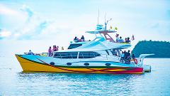 CRUISE FROM PARADISE 101 BY SEA FALCON & BLUE DOLPHIN