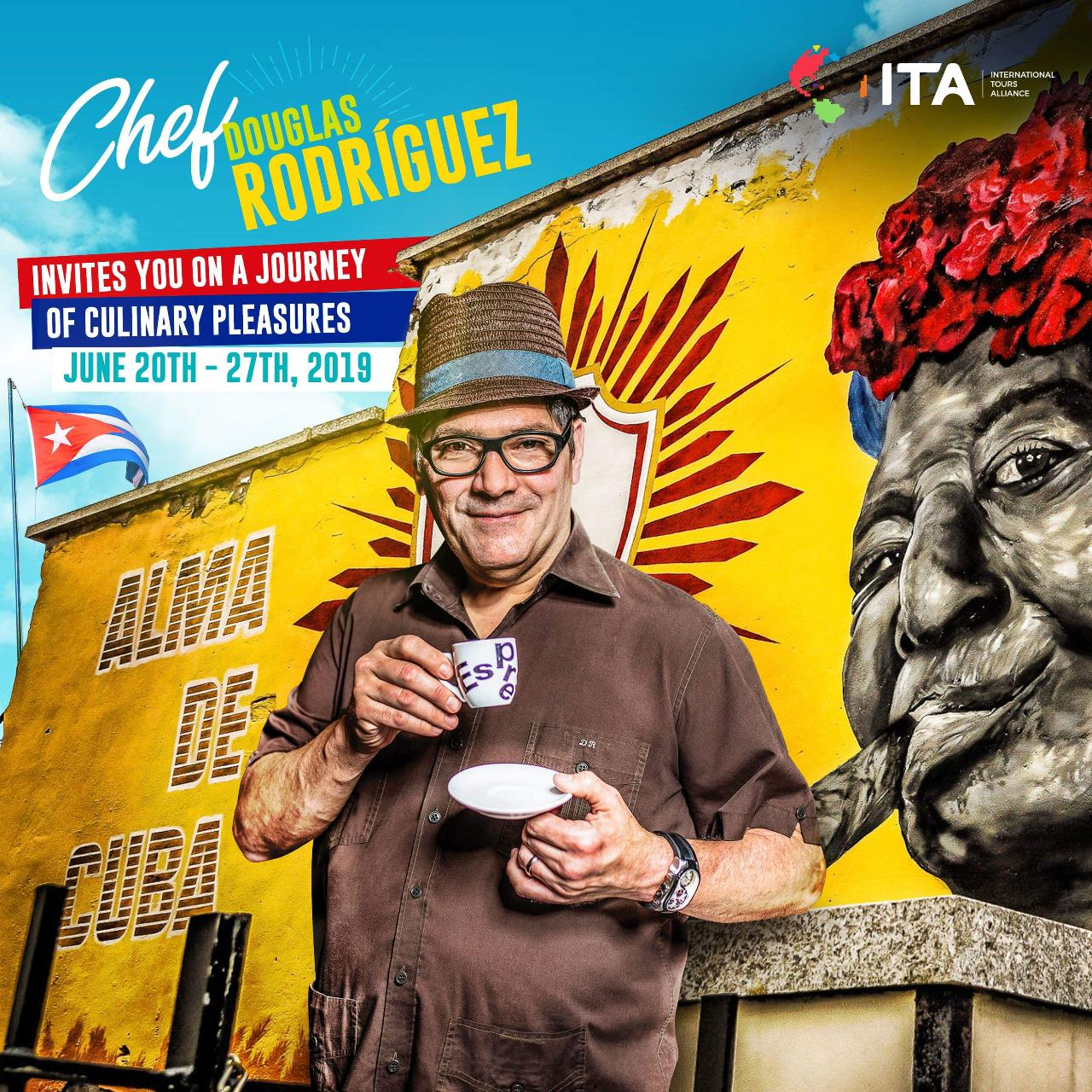 Cuba Culinary Culture with Chef DRod