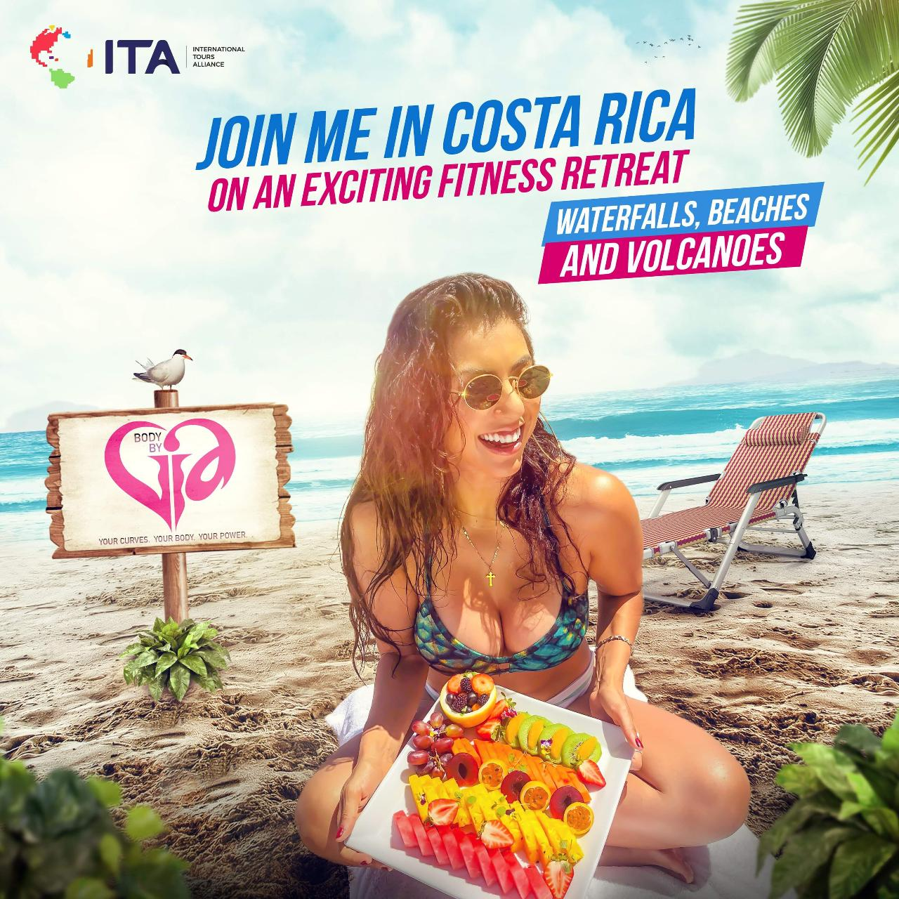 Fitness & Empowerment Retreat in Costa Rica