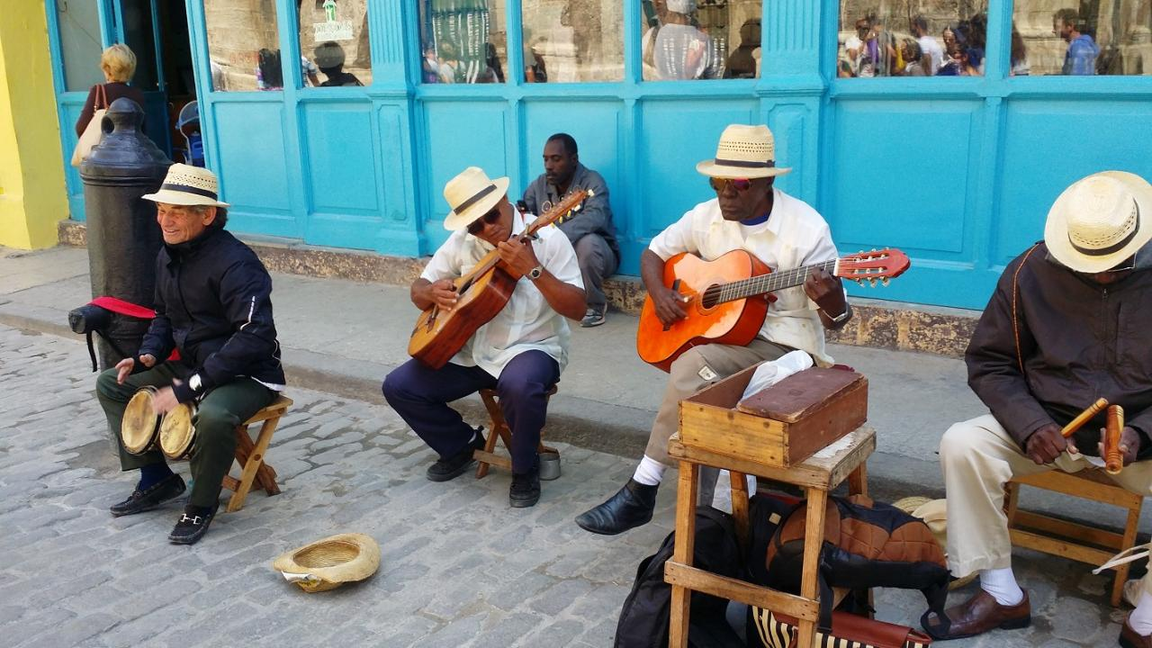 Cuba Music - Culture - Dance