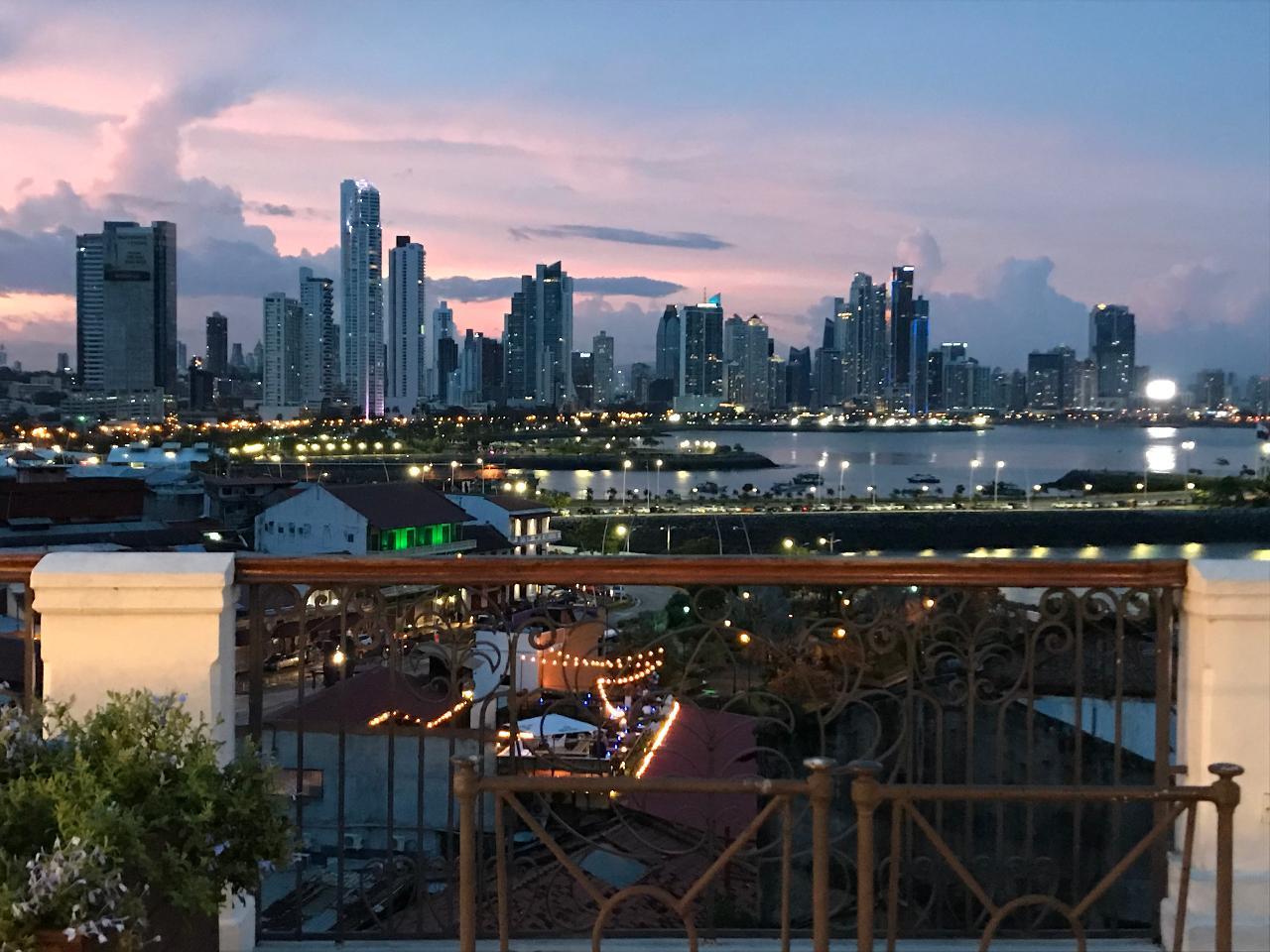 New Years Eve in Panama