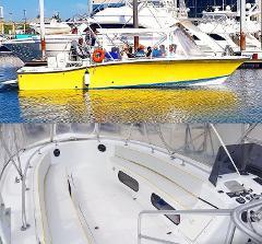 "Private Boat Charter: 31 Foot Ocean Pro ""El Relampago"""