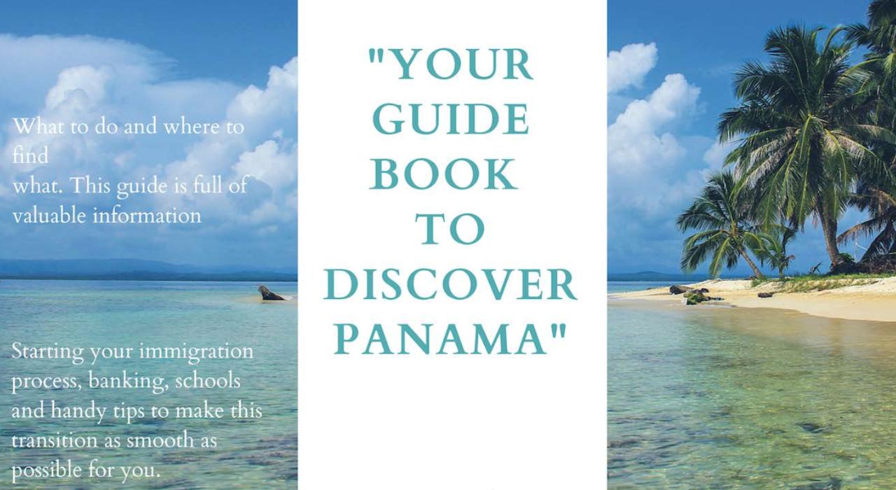 INVEST & RETIRE IN PANAMA E-BOOK