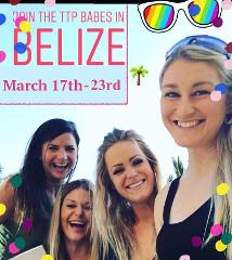 TTP Babes in Belize