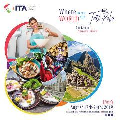 Where in the World with Chef Tati Polo - PERU