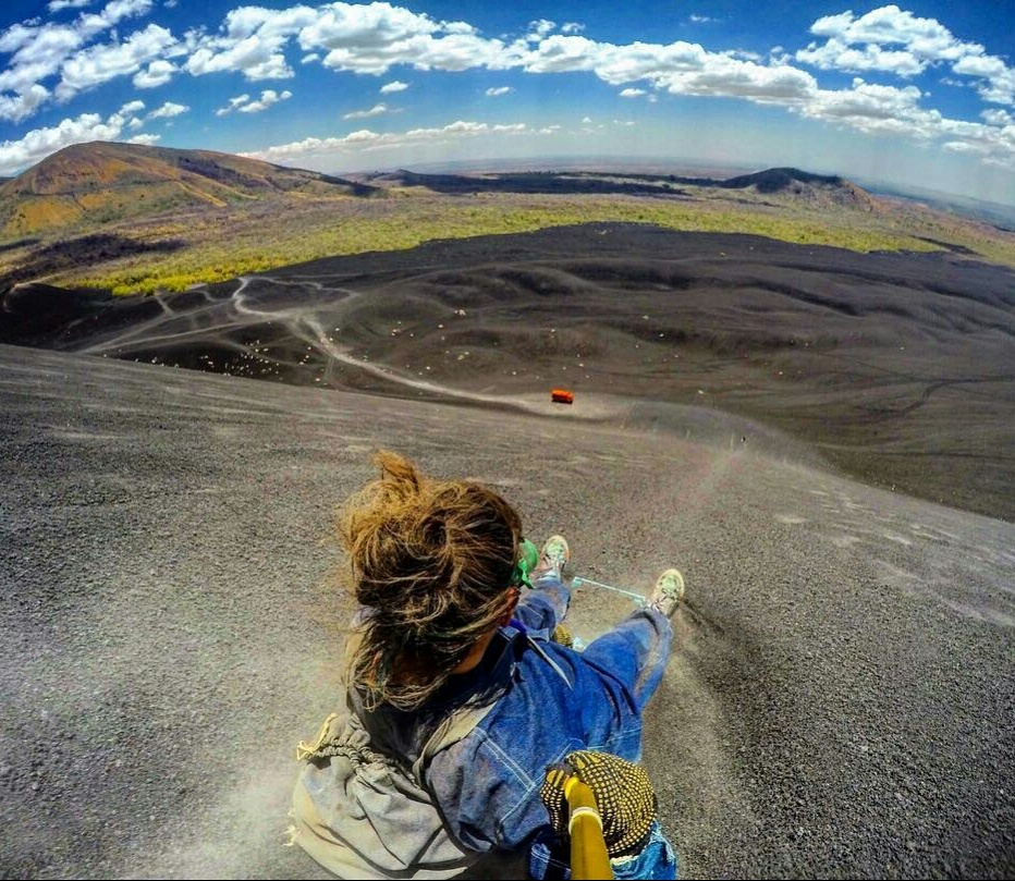 Volcano Boarding Cerro Negro Day Trip