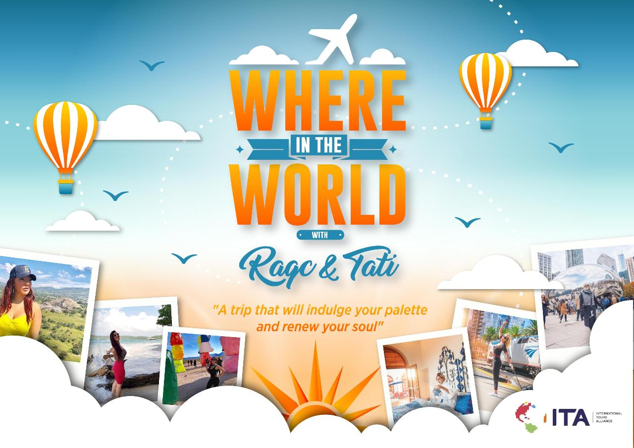 Where in the World with Tati & RaqC