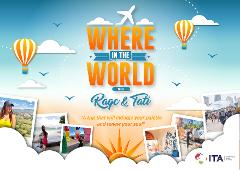 Where in the World with Tati & RaqC