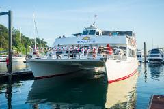 Panama Canal Transit on Mega Yacht - All Inclusive