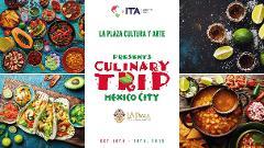 LA PLAZA DE CULTURA Y ARTES CULINARY TRIP TO MEXICO CITY