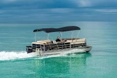 6 Hour - 24' Bentley Pontoon w/ Double Bimini