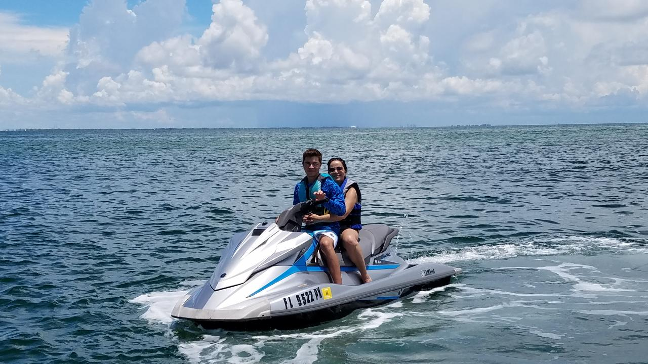 Jet Ski Rental - Hourly