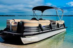 6 Hour Suntracker Pontoon Rental