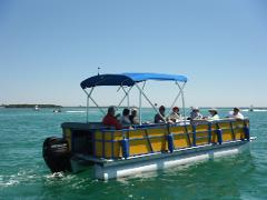 2 Hour 24' Pontoon Rental