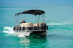 4 Hour - 24' Bentley Pontoon w/ Double Bimini
