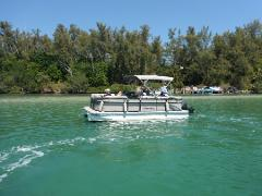 6 Hour Pontoon Rental
