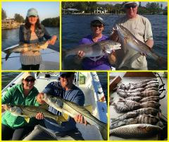 6 Hour Private Bay & Inland Fishing Trip