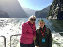 Dunedin via Te Anau & Milford to Queenstown or vice versa