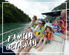 Private Family Getaway Sea Hawk