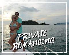 Private Romancing In Style Sea Hawk