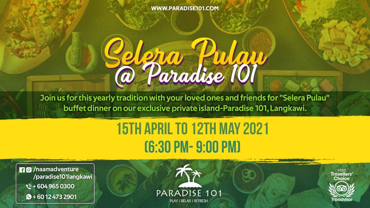 Selera Pulau at Paradise 101