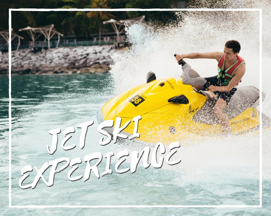 Jet Ski Experience