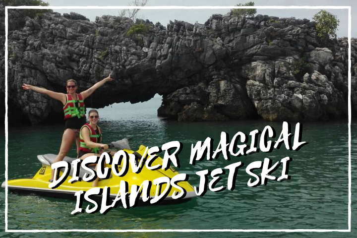 Shared Discover Magical Islands Jet Ski