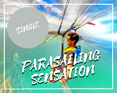 Parasailing Sensation Single Flyer