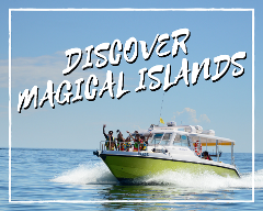 Shared Discover Magical Islands by Boat