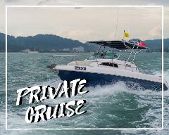 Private Free Style Cruise Sea Hawk