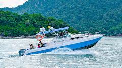 Private Discover Magical Islands Sea Hawk