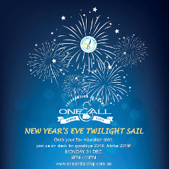 New Year's Eve Twilight Cruise