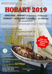 Australian Wooden Boat Festival (Adelaide - Hobart) Voyage