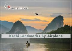Krabi Landmarks - Once in a lifetime by airplane