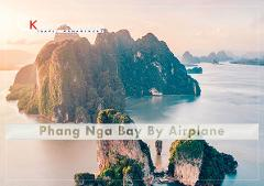 Phang Nga Bay - Once in a lifetime by airplane