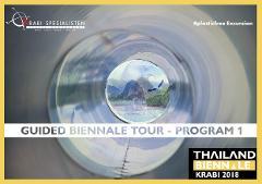 Thailand Art Biennale Tour1 - Koh Klang & Thara Park