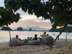Private Special Arrangement -  Hong Islands with Sunset Cocktail at Koh Nok by Speedboat
