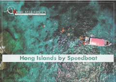 Hong Island by Speedboat Day Tour