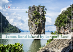 James Bond Island by Longtail boat Day Tour