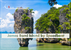 James Bond by Speedboat Boat Day Tour